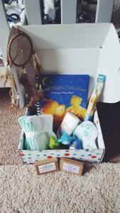 baby bedtime box subscription toddler sleep sleeping routine