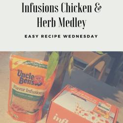 Uncle Ben's Rice Chicken & Herb Spring Medley