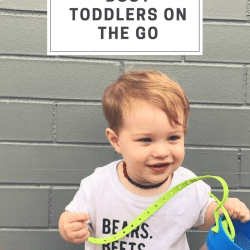 The Best Snacks for Busy Toddlers on the Go