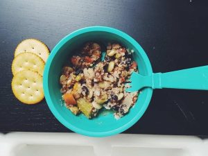 toddler meal-soup-crackers-kid friendly meals