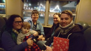 bryson city-train ride-great smoky mountains-polar express