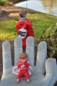 wonder crew-wondercrew-boy dolls-gender equality-neutral kids toys