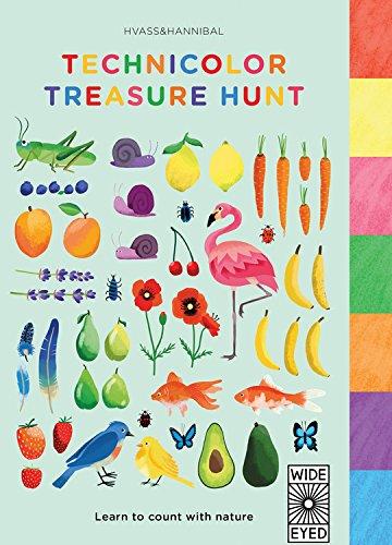 color treasure books