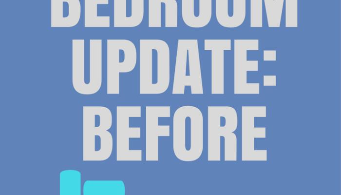 Leopold's Bedroom Update: BEFORE