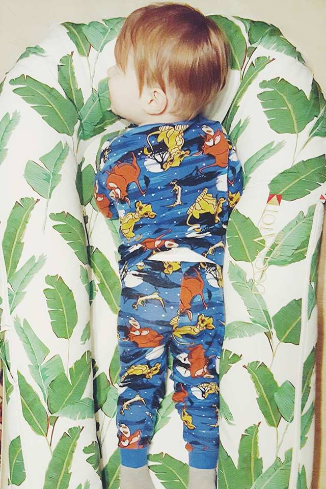dockatot-lion king pjs-toddler gear