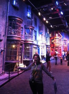 harry potter-studio tour