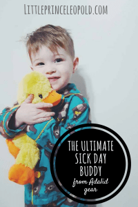 sick day-warm duck