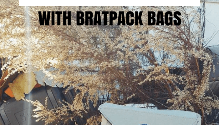 Parenthood Simplified with Bratpack Bags