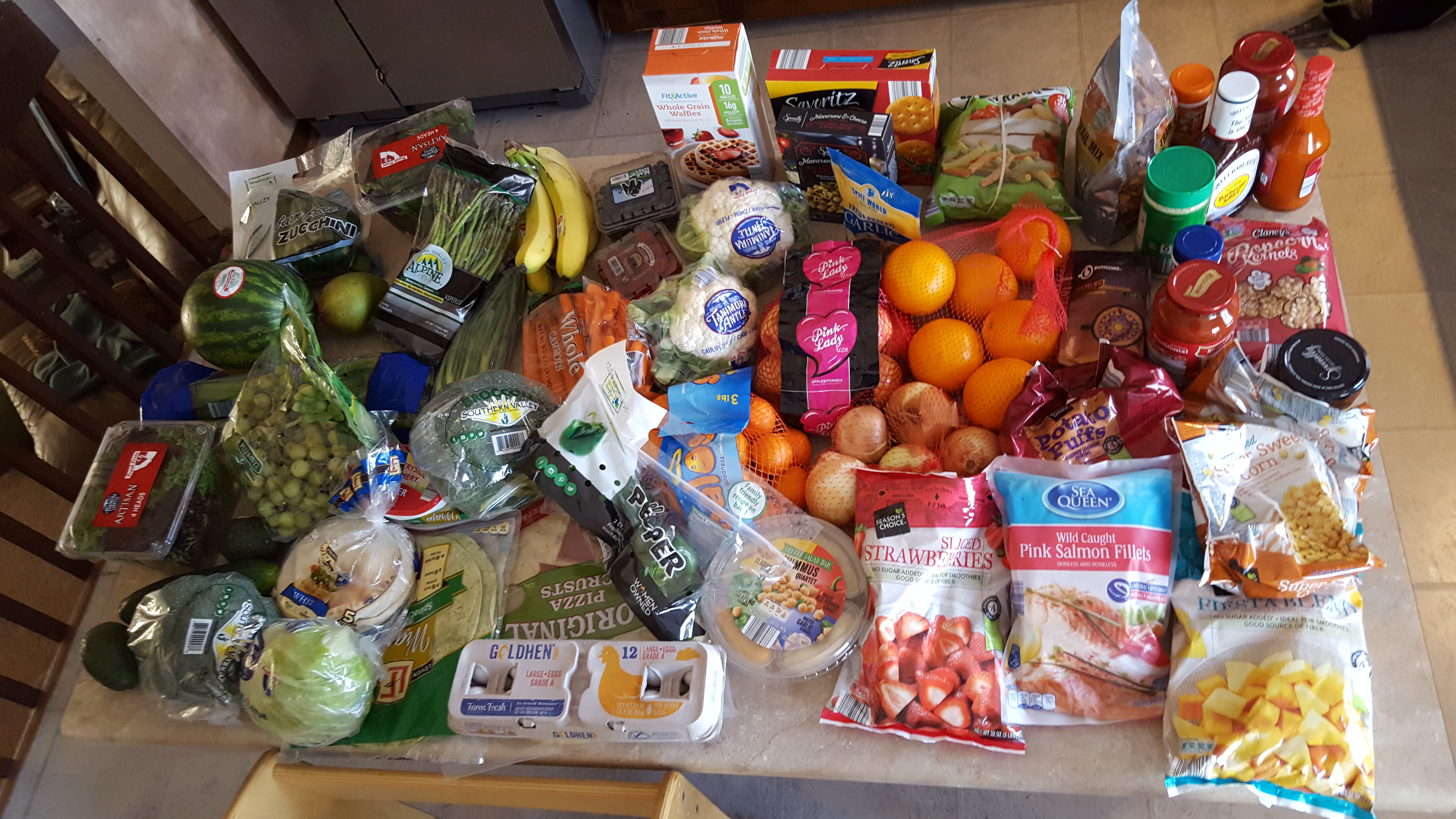 My Aldi Haul for $150 and Why You Need to Shop Here Too
