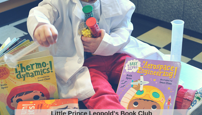 Baby Loves Science! Book Review and Interviews