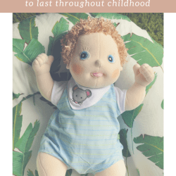 Handmade Empathy Dolls to Last Throughout Childhood