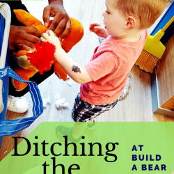From Baby to Big Kid: Ditching the Pacifier!