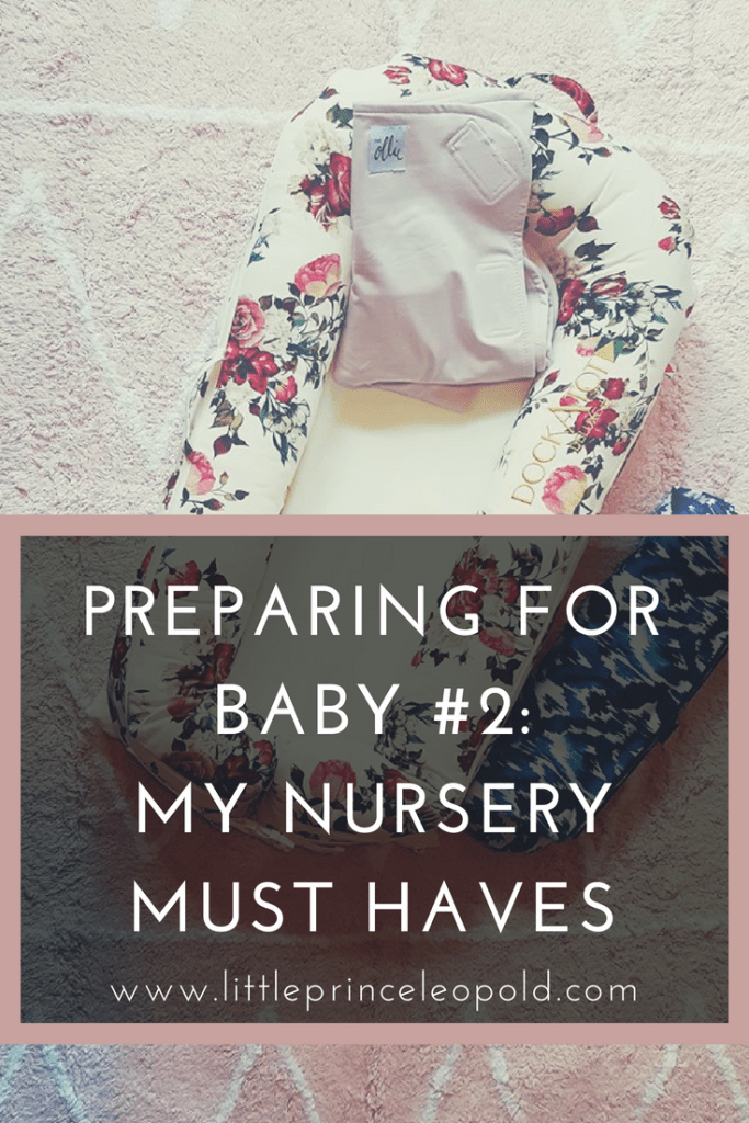 baby number two-mom of two-baby registry-nursery must haves