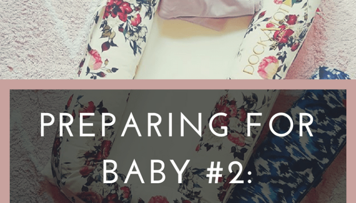 Preparing for baby #2: My Nursery Must Haves