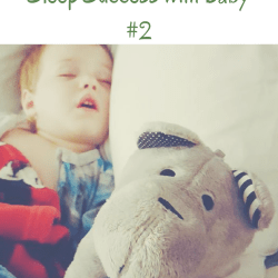 My Plans for Achieving Sleep Success with Baby #2