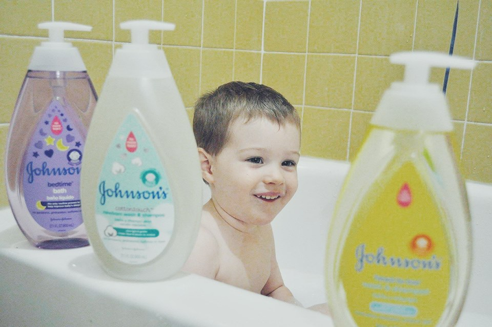 johnsons-no more tears-cottonwash-baby soap-baby registry must have-JOHNSON'S®