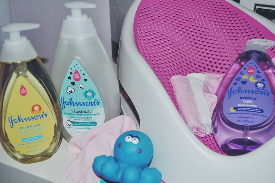 johnsons-no more tears-cottonwash-baby soap-baby registry must have