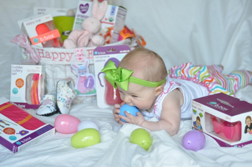 bbox for kids-easter basket-baby led weaning-infant-6 months old- babies-starting solids