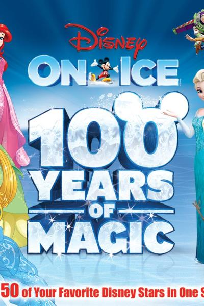 disney on ice celebrates 100 years of magic-disney-live shows-ticket giveaway
