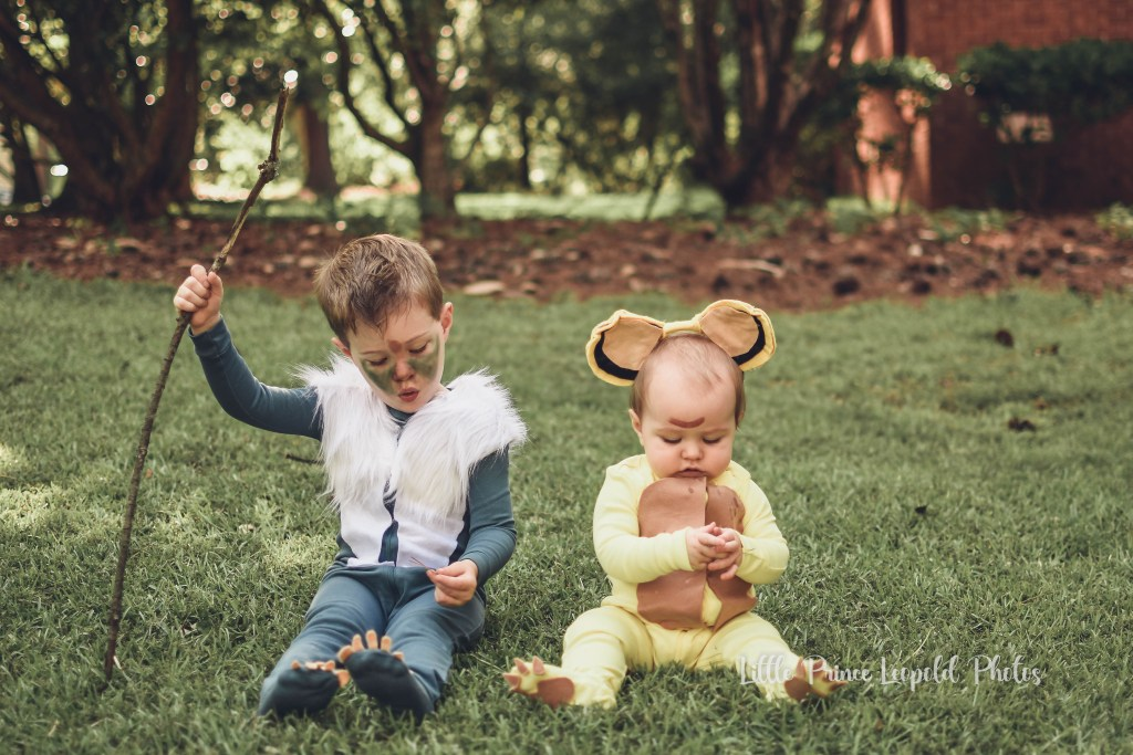 baby simba lion king costume diy