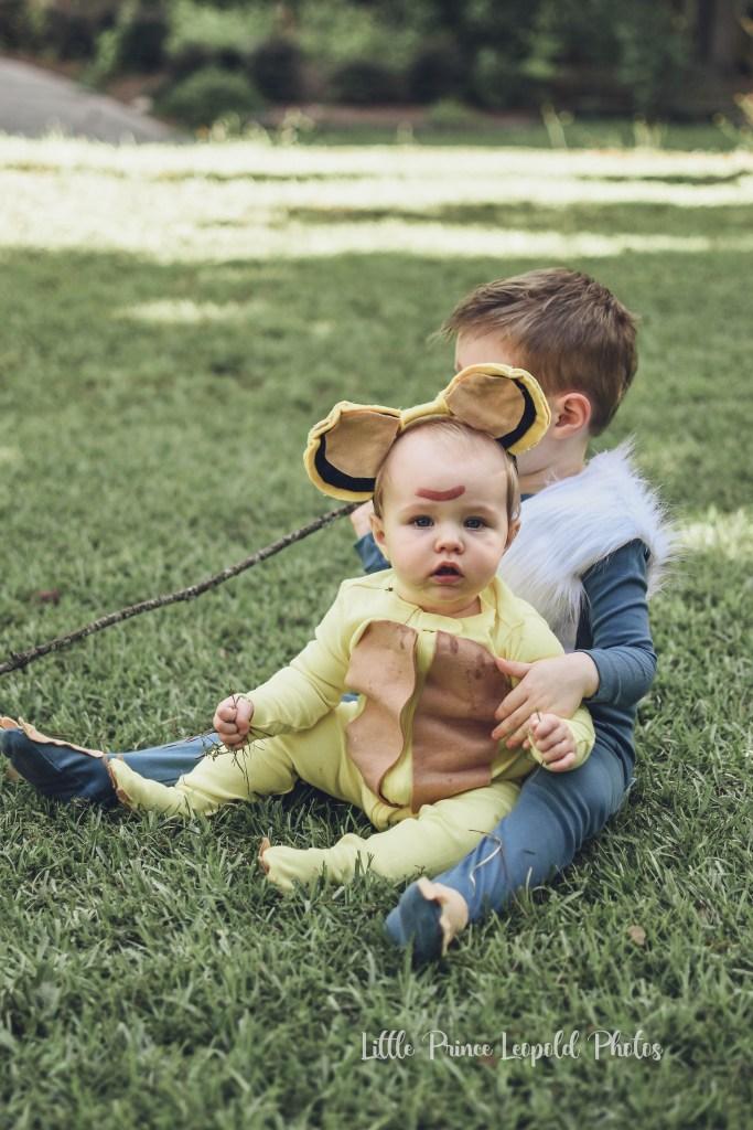 baby simba costume primary dot com halloween party