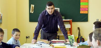 Principal Kieran Geraghty Image Source- Mayonews.ie