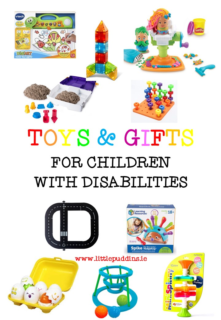 Toys for children disabilities