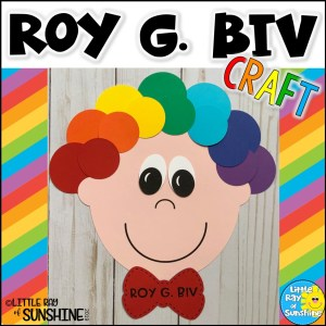ROY G BIV CRAFT