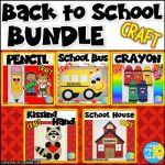 Back to School Craft Bundle