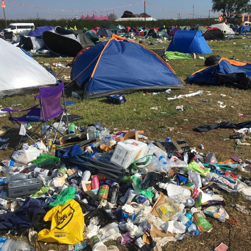 Festival Waste