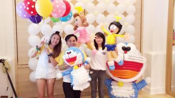 singapore balloon decorations
