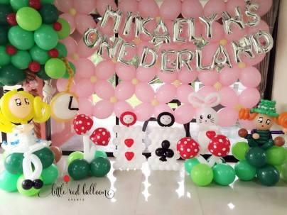 alice-in-wonderland-balloon-decoration-singapore