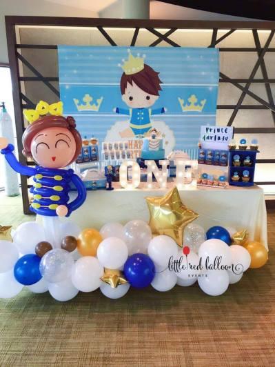 Little Prince Dessert Table 2