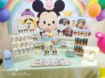 Tsum Tsum Dessert Table 2
