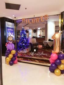1st birthday party balloon singapore