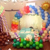 pastel-theme-balloon-decoration