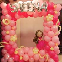 princess-balloon-photo-booth-singapore