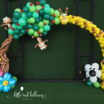 safari-balloon-arch-singapore