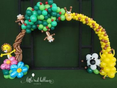 safari-balloon-arch-singapore