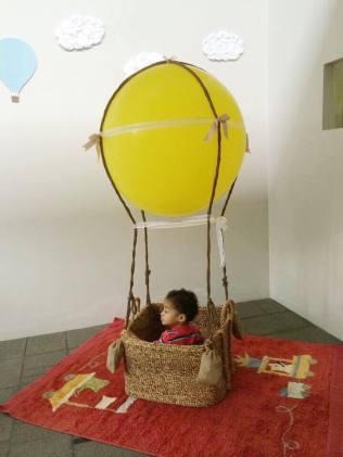 Hot Air Balloon 3ft