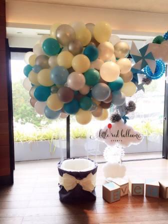 Hot Air Balloon - Wooloomoolo Singapore
