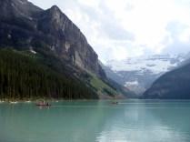 Day trip to Lake Louise.