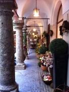 Loved the little hidden boutique shops.