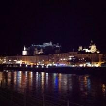 And at night... !