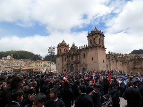 Cusco - Something was happening that day.