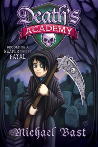 Death's Academy Blog Tour and Sneak Peek