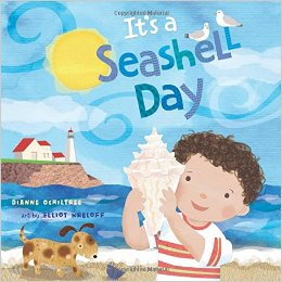 It's a Seashell Day Spotlight and Author Interview
