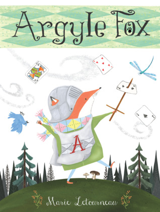 Argyle Fox Spotlight