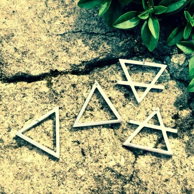 Four elements jewellery