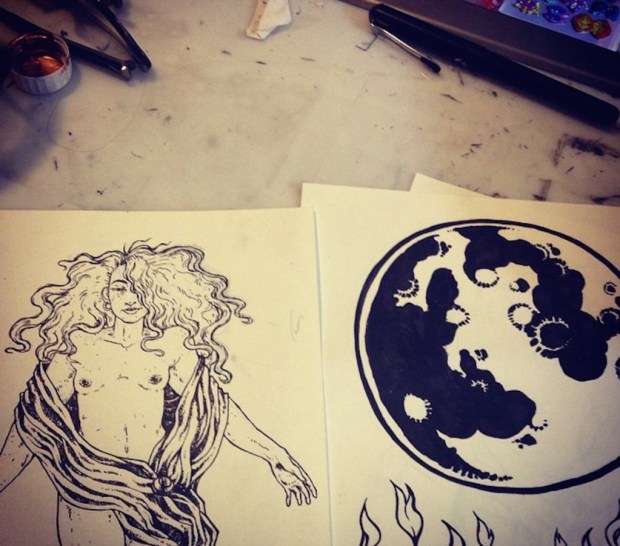Process - The Oracle - O Horvath